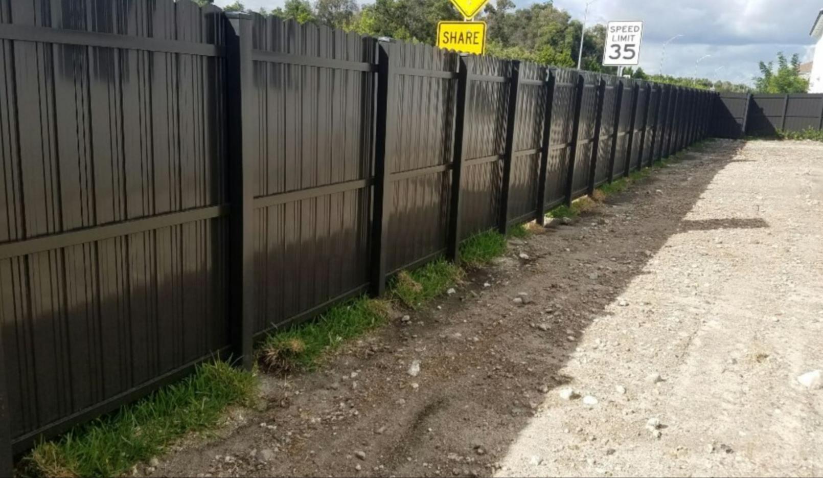 Dallas fence contractor