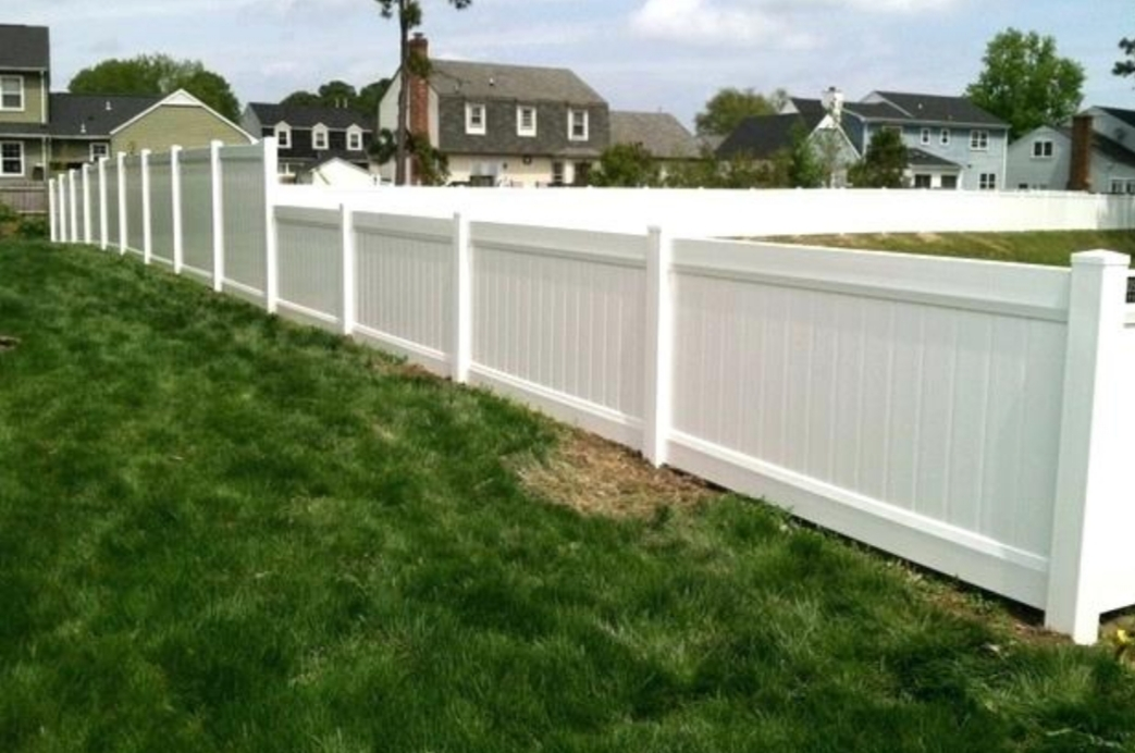 Dallas fence installation
