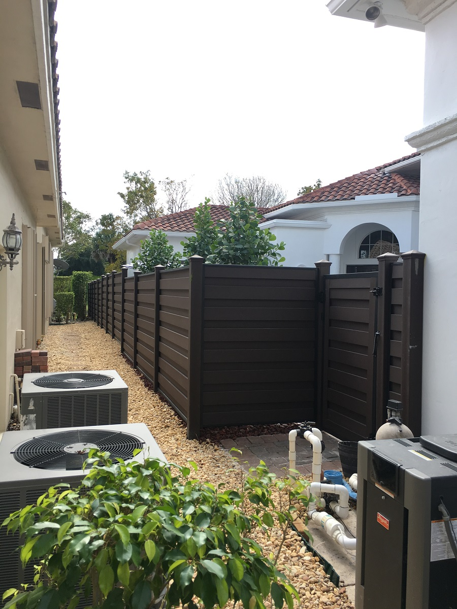 Dallas top fencing services