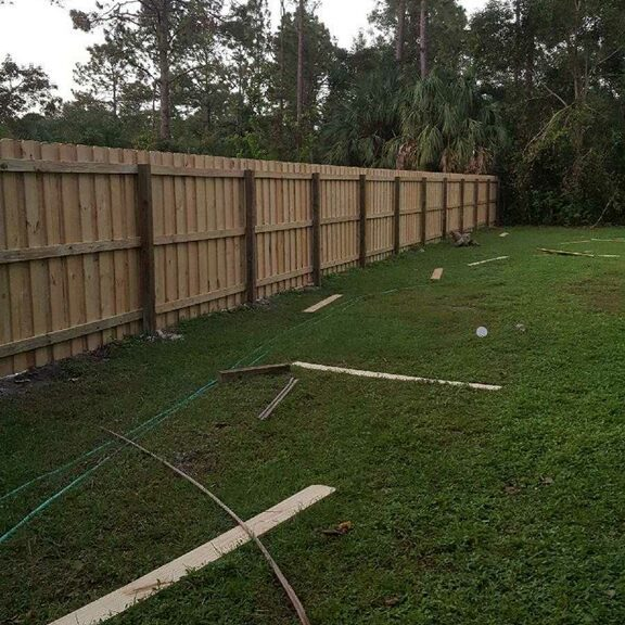 Dallas fencing services